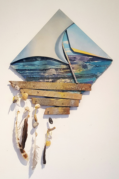 Mary-Ellen Campbell: Flotsam and Jetsam