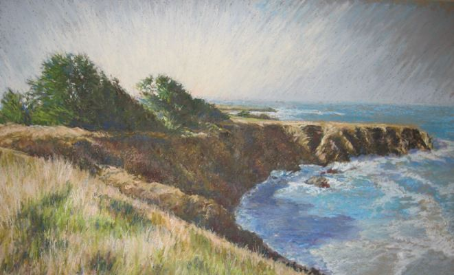 Eleanor Harvey: Mendocino Headlands 2