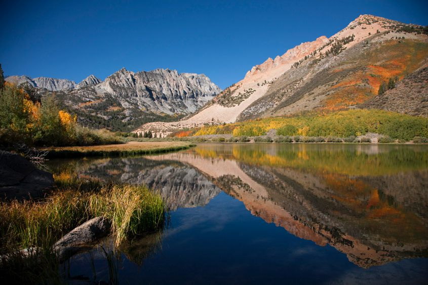 Jim Moorehead: Eastern Sierra Autumn